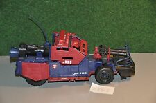V143 gi joe thunder machine complete no thrasher