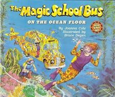 The Magic School Bus on the Ocean Floor-ExLibrary