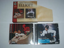 Missy Misdemeanor Elliott - Da Real World / Supa Dupa Fly (2xCD Box Set)