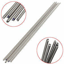 5Pcs Titanium Ti Grade 5 Gr.5 GR5 Metal Rod Diameter 5mm Length 25cm 10 inches