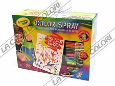 CRAYOLA - COLOR SPRAY - AEROGRAFO MANUALE