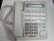 Panasonic KX-T7431 12-Button Digital Business Hybrid Phone System - White