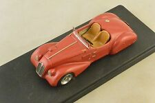 JOLLY MODEL JL0630 - Fiat 6C 1500 Sport zagato 1938 Rouge 1/43