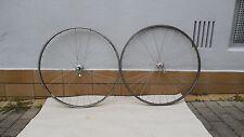 Vintage racing wheels Mavic MA 40 rims Shimano Dura Ace 7400 hubs (8 speed)