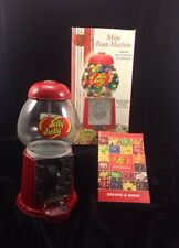 Vintage Jelly Belly Mini Bean Machine  Gum Ball Machine Jelly Beans Dispenser