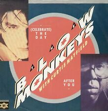 THE BLOW MONKEYS - (Celebrate) The Day After You, With