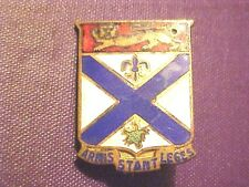 MILITARY 169th Infantry Unit DI Crest Multicolor Pin Medal Badge Pinback G292