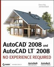 AutoCAD2008 and AutoCAD LT 2008: No Experience Required-ExLibrary