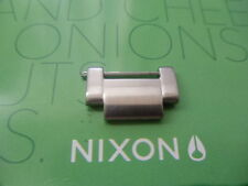 Nixon The Cruiser  Silver  EXTRA WATCH LINK