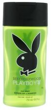 Sexy Hollywood by Playboy for Men Shower Gel & Shampoo 8.4oz Unboxed
