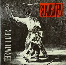 CD - Slaughter - The Wild Life - #A1839