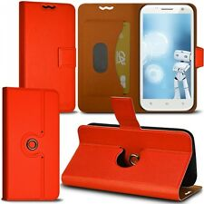Etui Fonction Support 360 degrés Universel S Orange pour Samsung Galaxy Ace 4