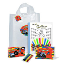 I'm The Big SISTER Gift Bag - BLOCKS-Bag Full of Goodies-Lego Blocks-Camera