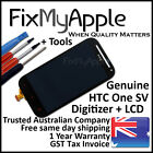 HTC One SV Genuine Glass Touch Screen LCD Digitizer Assembly Replacement Tools