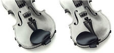 Genuine Wolf  Classic Chinrest  for Violin and Viola