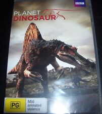 Planet Dinosaur BBC (Australia Region 4) DVD – New