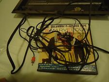 JVC QL-A2 Stereo Turntable parting out Power Cord/RCA Cables