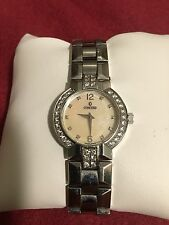 CONCORD LA SCALA LADIES WATCH WITH 1.00 CT OF DIAMONDS MOP
