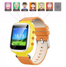 Kinder Smartwatch Handy Uhr GPS Tracker SOS Call Alarm Kinderuhr Anti-verloren