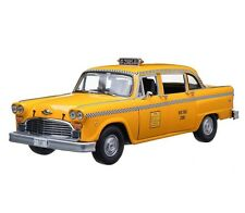 FRIENDS Modello TAXI CHECKER 1977 Phoebe 1/18 DieCast GREENLIGHT Limited MODEL