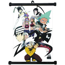 sp212287 Soul Eater Home Décor Wall Scroll Poster 21 x 30cm