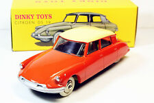 1/43 DINKY TOYS Citroen DS 19 Orange Editions Atlas 24CP 24C