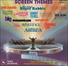 SCREEN THEMES CD ORIGINAL SOUNDTRACKS AND THEMES BRAND NEW SEALED