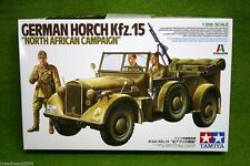 Tamiya GERMAN HORCH Kfz.15 North African Campaign 1/35 Scale  Kit 37015