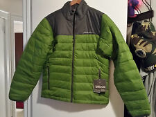 * Eddie Bauer Boundary Pass Jacket, Men's Med Leaf NWT