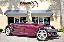 Plymouth: Prowler Base Convertible 2-Door