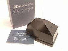 Bronica EC 45 Degree Prism Viewfinder Model-C Nice condition, boxed