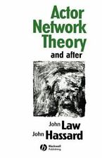 Actor Network Theory and After (Sociological Review Monographs)-ExLibrary