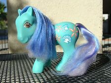 Tef: VTG G1 MY LITTLE PONY SUNSHINE SEAFLOWER SEA SHELLS STARFISH BEACH PRETTY
