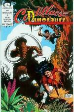 Cadillacs and Dinosaurs # 2 (USA, 1990)