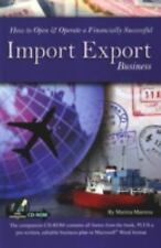 How to Open & Operate a Finanacially Successful Import Export Business: With Com