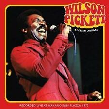 Live In Japan - Wilson Pickett (2014, CD NEU)