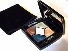 CHRISTIAN DIOR 5 COLOR EYE SHADOW PALETTE 556 CONTRASTE HORIZON UB W/POUCH