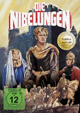 Die Nibelungen - Terence Hill - 1966/1967 - DVD - Neu u. OVP