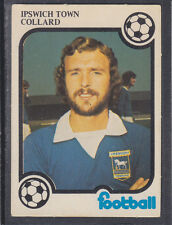 Monty Gum - Football 1975/76 - Collard - Ipswich