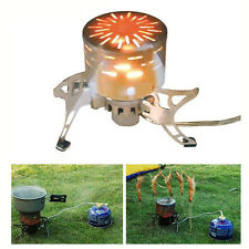 Stainless Steel BRS-24 Far Infrared Heating Cover Camping Hiking Stove Cover New