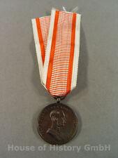 Österreich: Bronzene Tapferkeitsmedaille 8.Ausgabe Franz Joseph 1914-1917, 90418