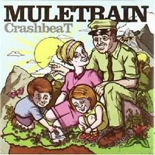 Muletrain-crashbeat CD + DVD punk International NUOVO