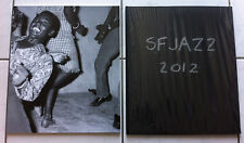 "CATALOGUE FESTIVAL N° 10/800 EX ""SF JAZZ 2012"" - TBW BOOKS - MAGNUM PHOTOS"
