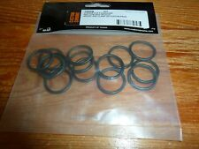 Sundance /harley davidson  foot rest replacement rubber  o'ring's (Pack of 14)