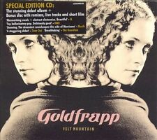 Goldfrapp, Felt Mountain Revamped, Excellent Limited Edition, Import
