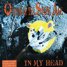 Queens Of The Stone Age ‎– In My Head [ECD] UK Import Maxi CD, 2005, Interscope