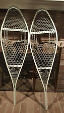 "Magline  Military Army Magnesium White Snow Shoe Snowshoes NEW 12""X48"""
