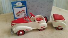 Hallmark Kiddie Car Classics Collection 1940 Custom Roadster with Trailer