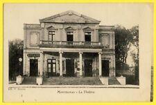 CPA France 26 - MONTÉLIMAR (Drome) Le THÉATRE Café FAOUIN