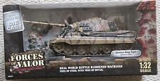 FORCES OF VALOR TANKS 80501 GERMAN KING TIGER TANK 1/32 /  DRAGON KING COUNTRY